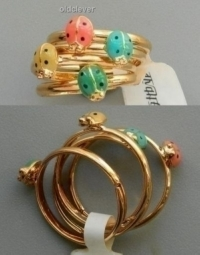 Кольцо Божья Коровка, комплект R023