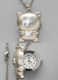 Часы-подвеска фигурные Наф-Наф BP017-1
