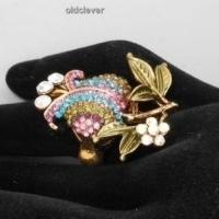 Кольцо на резинке Волшебный Цветок R033-3