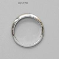 Кольцо Стальное колечко R025-2