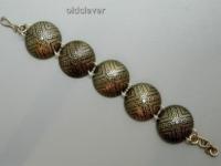Браслет сферический,мельхиор Т8.010s