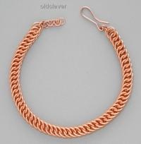 Медный браслет,плетение Перс MB050-2