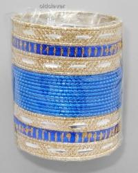 Набор браслетов Тара голубой BR080-1